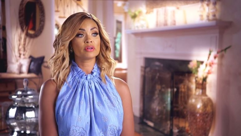 RHOP star Gizelle Bryant is the worst dressed on the cast