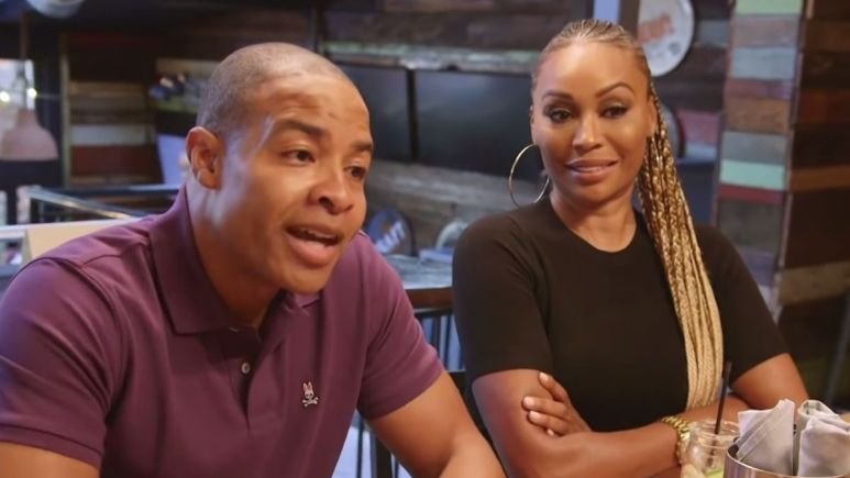 RHOA star Cynthia Bailey says Mike Hill was disappointed about stripper-gate