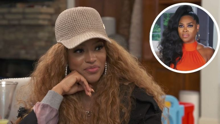 RHOA star Drew Sidora says Kenya Moore is mad because Hollywood doesn't want her