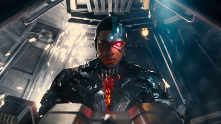 Cyborg is Justice League's most powerful Fly.