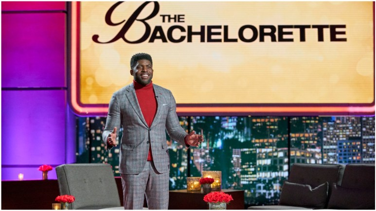 Emmanuel Acho hosted The Bachelor: After the Final Rose