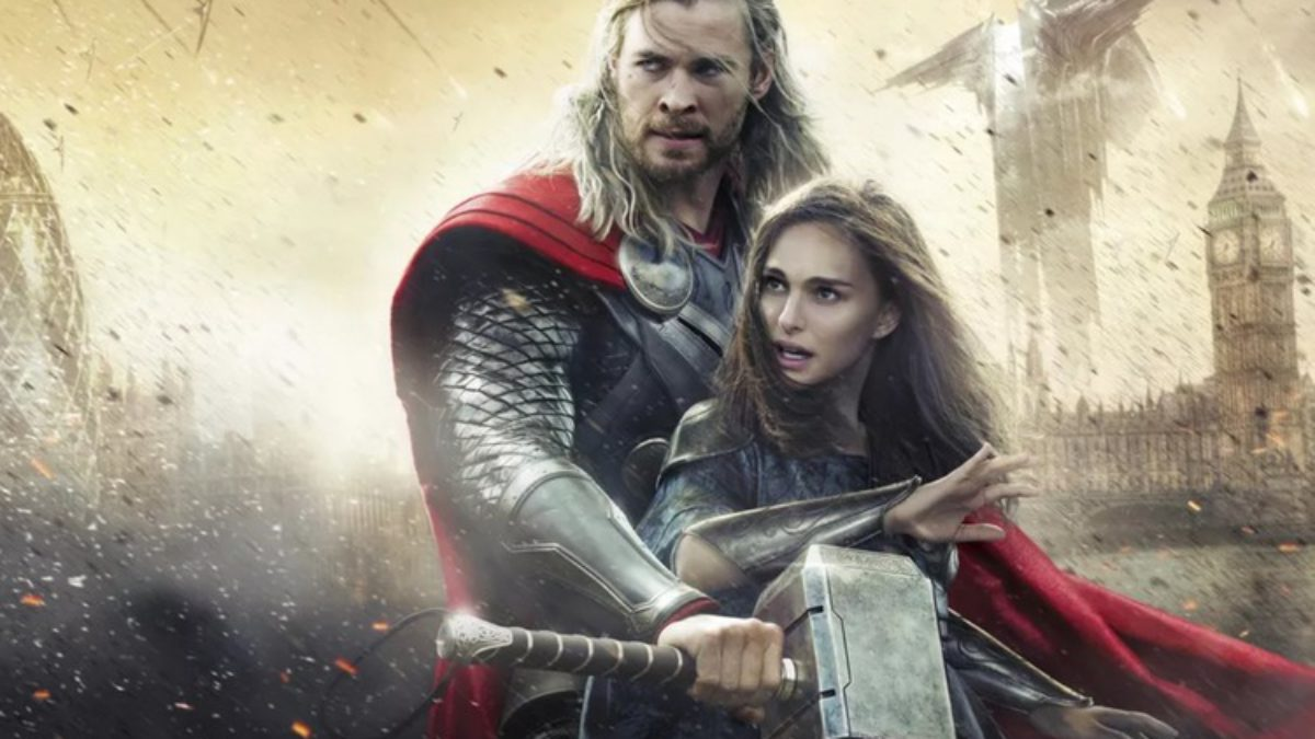 First look at Natalie Portman's powers in Thor: Love & Thunder