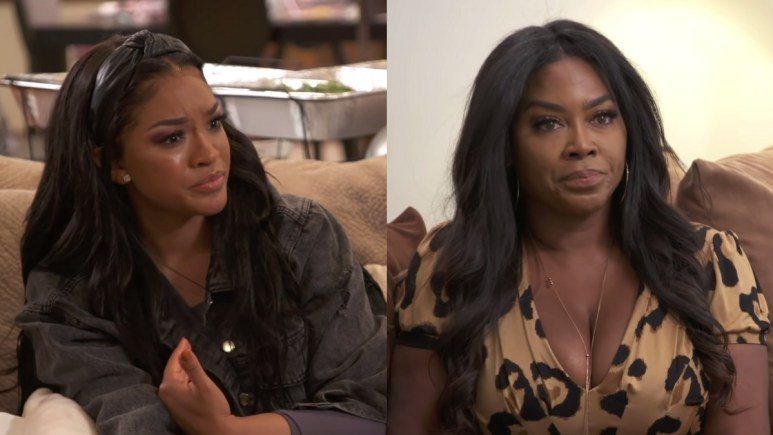 RHOA star Kenya Moore says Drew Sidora did not pay for private jet