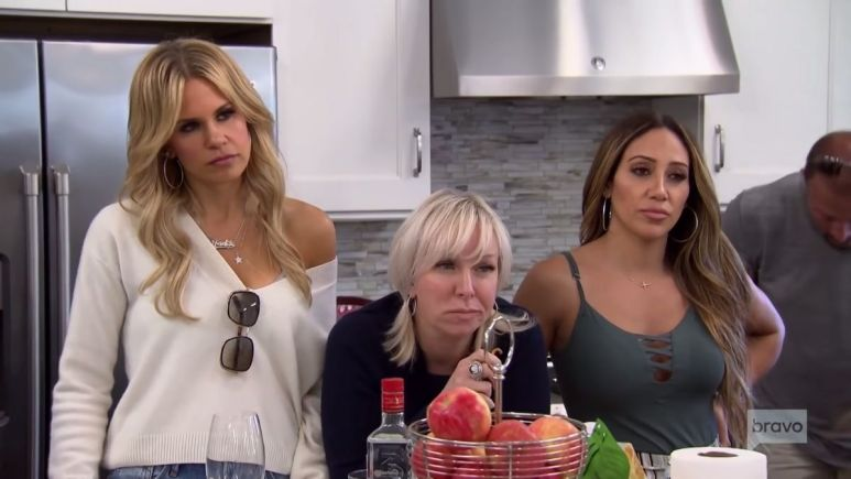 RHONJ star Jackie Goldschneider says upcoming episode will be very ugly