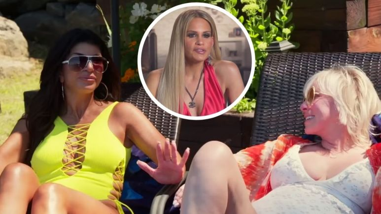 RHONJ star Jackie Goldschneider explains her absence from Teresa GIudice's pool party