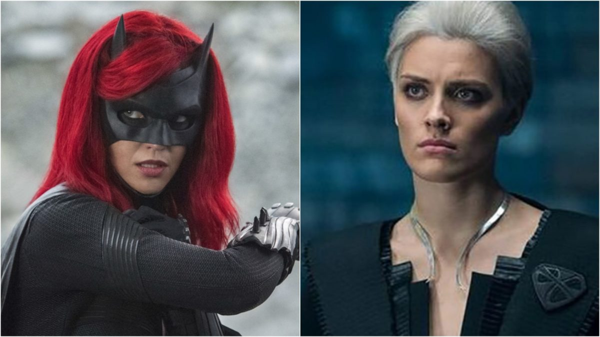 Download Ruby Rose congratulates the new Batwoman Wallis Day