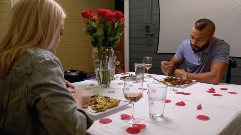 ryan-clara on Married at First Sight