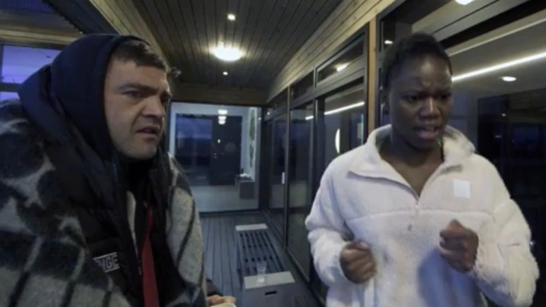 ct and big t in the challenge double agents episode 16 footage