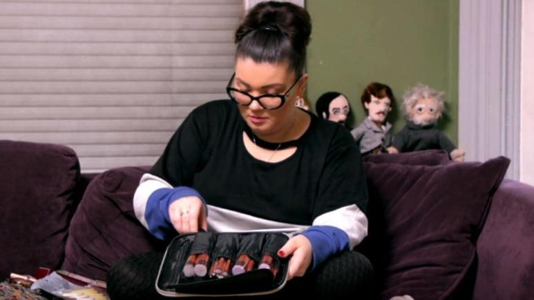 Amber Portwood of Teen Mom OG on MTV