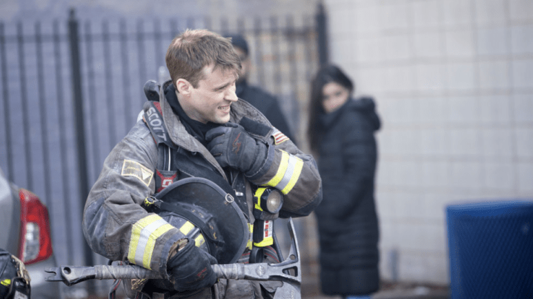 Casey Chicago Fire Season 9
