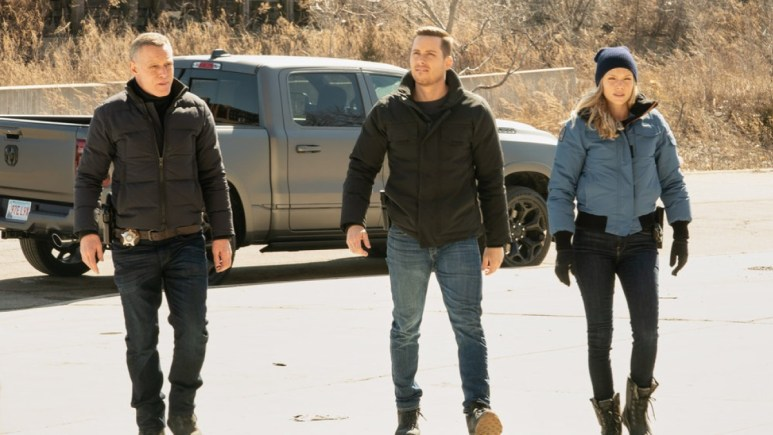 Chicago PD Cast S8 E12