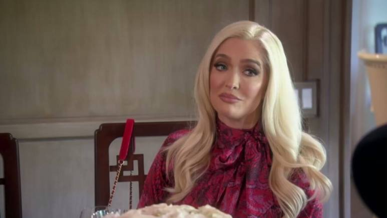 The Real Housewives of Beverly Hills Season 11 is emotional for Erika Jayne.