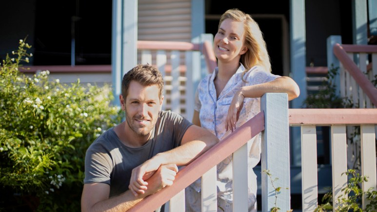 Tim Ross and Cindy Busby.