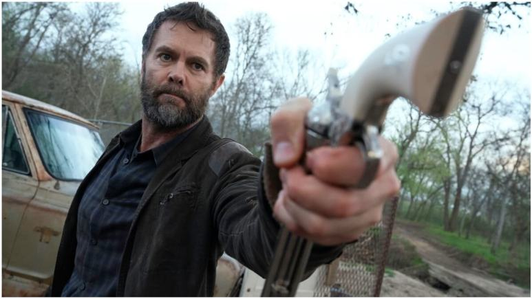 Garret Dillahunt stars as John Dorie, as seen in Episode 8 of AMC's Fear the Walking Dead Season 6