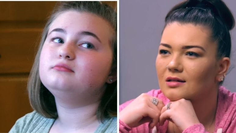 Leah Shirley and Amber Portwood of Teen Mom OG