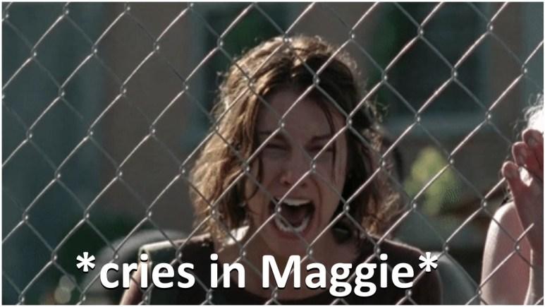 Lauren Cohan as Maggie, as seen in The Walking Dead