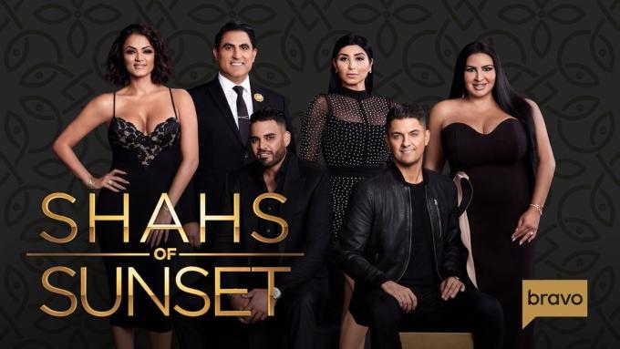Shahs of Sunset Season 9 trailer is here