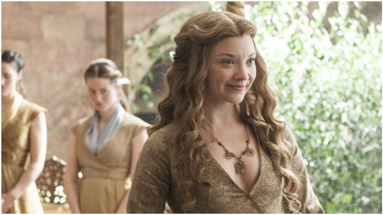 Natalie Dormer portrayed Margaery Tyrell in HBO's Game of Thrones