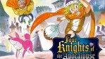 Four Knights of the Apocalypse: The Seven Deadly Sins