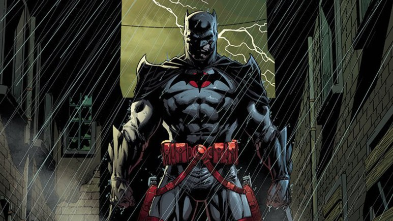 Thomas Wayne as Batman