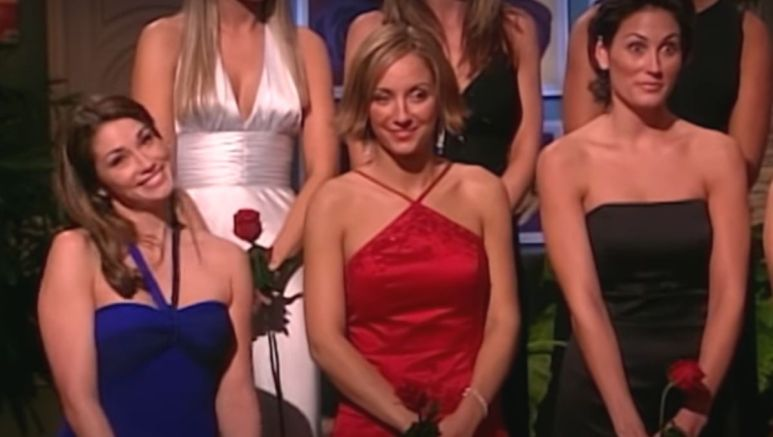Katie was called accidentally by Jesse palmer during the rose ceremony
