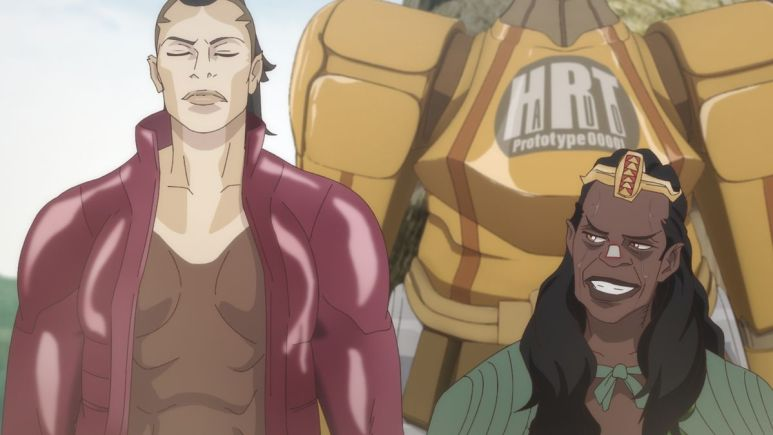 Netflix's Anime Yasuke Season One Review