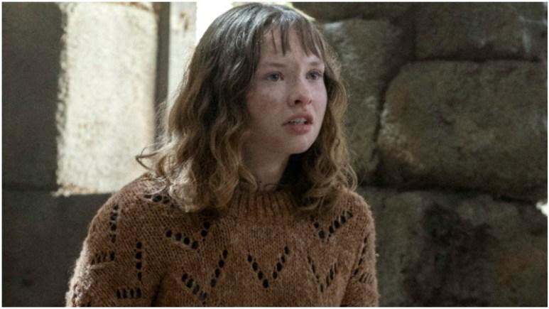 Zoe Colletti stars as Dakota, as seen in Episode 9 of AMC's Fear the Walking Dead Season 6