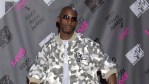 dmx on the red carpet in 2003