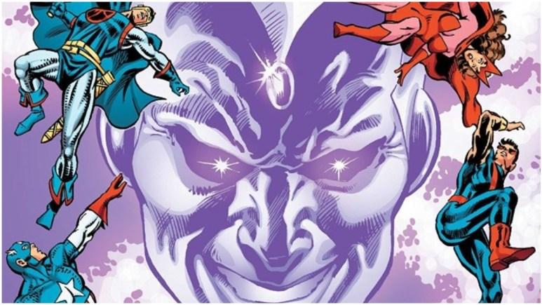 Vision Avengers