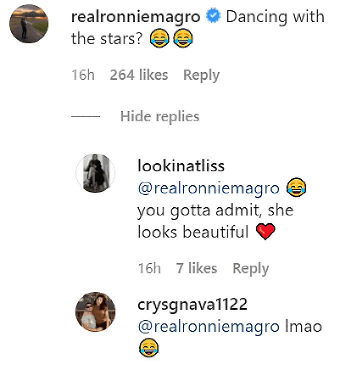 comments angelina pivarnick post