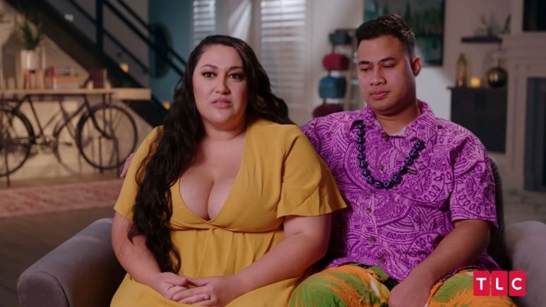 Asuelu thinks that living with Kalani's family is causing stress in his marriage