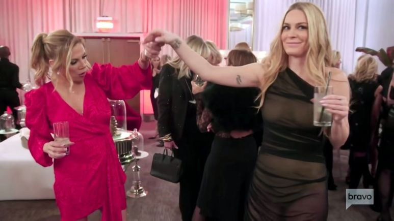 RHONY star Ramona Singer admits her relationship with Leah McSweeney has evolved