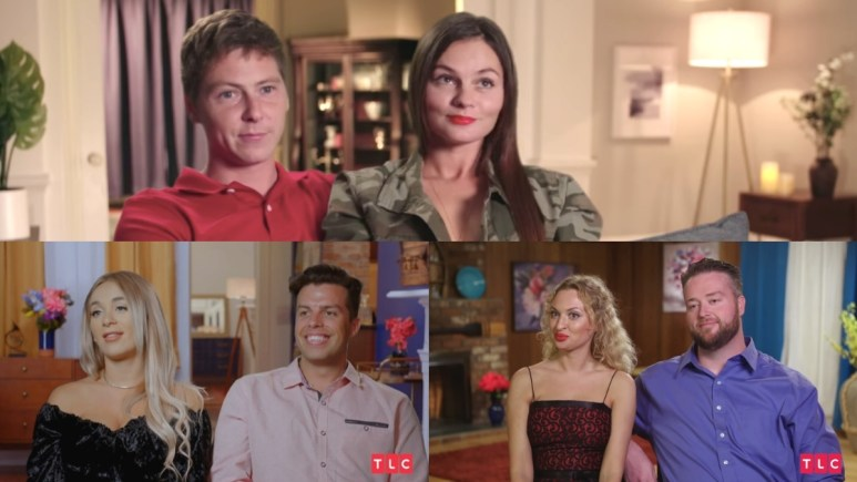 Three couples from Season 8 of 90 Day Fiance will be joining 90 Day Fiance:Happily Ever After