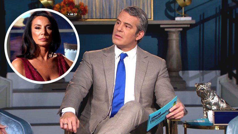 Former RHONJ star Danielle Staub wants to co-host Season 11 reunion with Andy Cohen