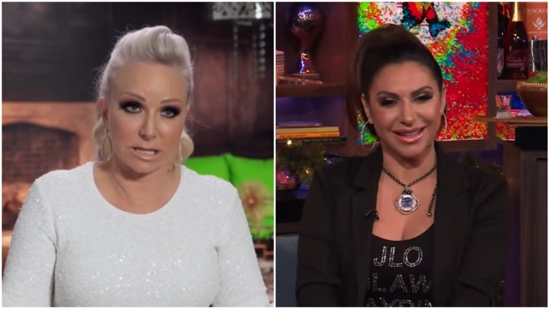 Margaret Josephs and Jennifer Aydin of RHONJ