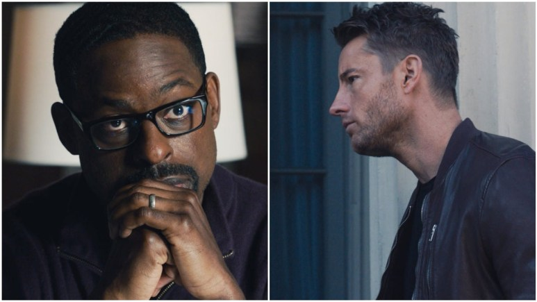 Sterling K. Brown Justin Hartley