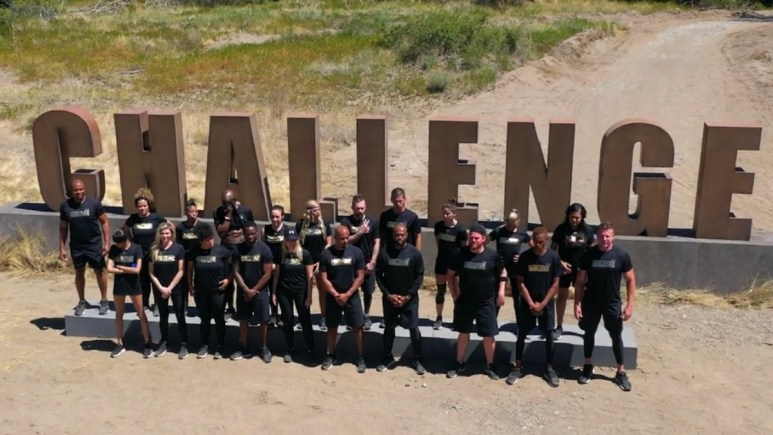 the challenge all stars cast in episode 2