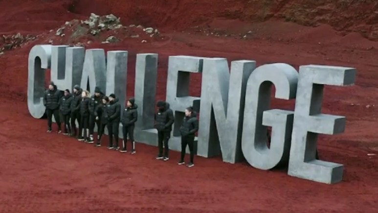 cast members from the challenge double agents season
