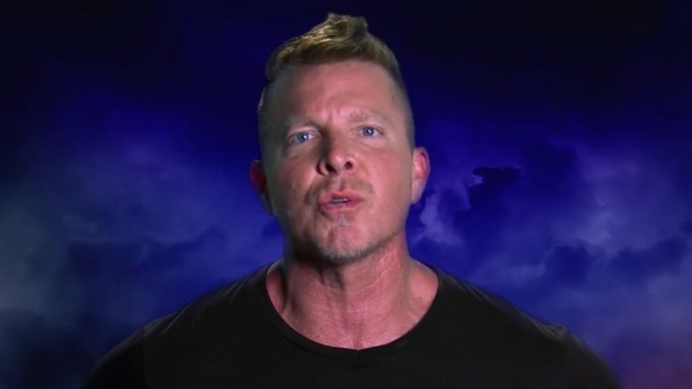 mark long during the challenge all stars episode 1