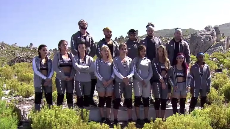 the challenge final reckoning cast members