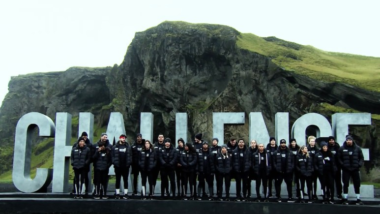 the challenge double agents cast in iceland