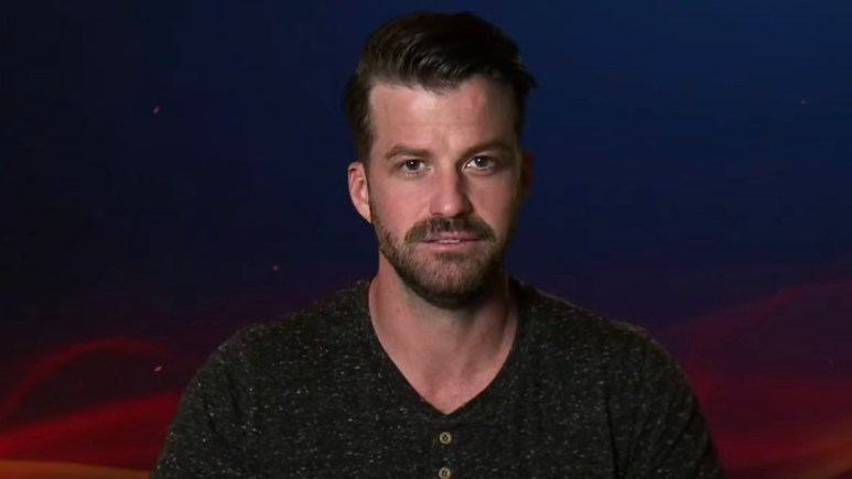 johnny bananas during the challenge vendettas confessional