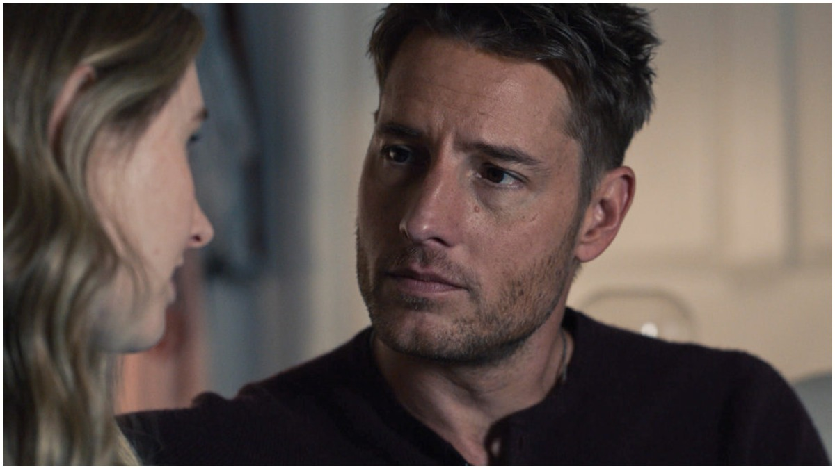 Justin Hartley stars on This Is Us.