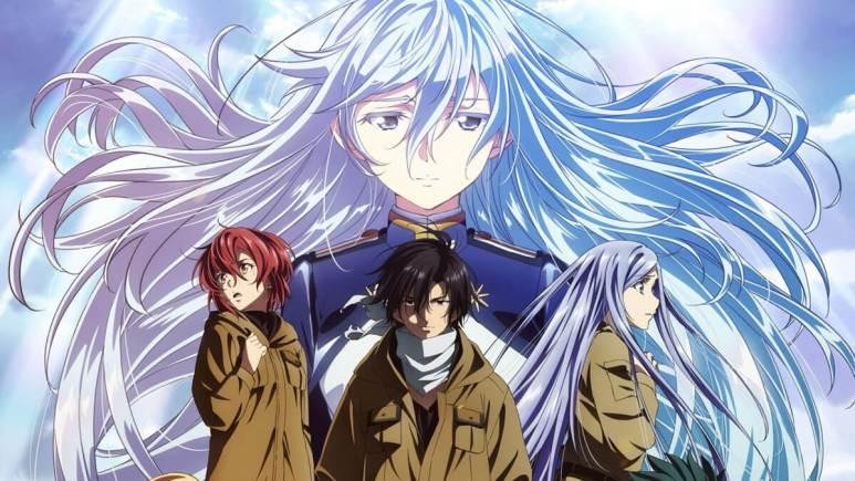 86 Eighty-Six Anime Characters