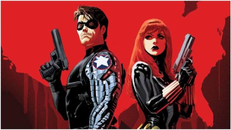 Natasha and Bucky