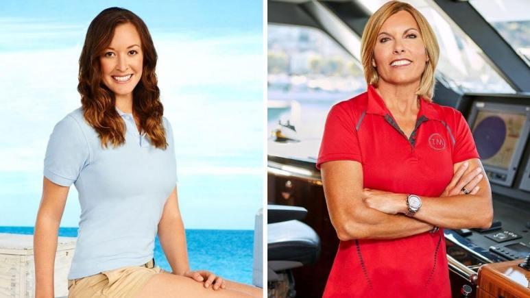 Below Deck alum Adrienne has softened toward Captain Sandy Yawn from Below Deck Med.