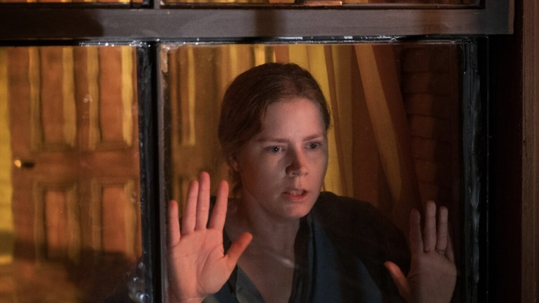 Amy Adams from The Woman in the Window.