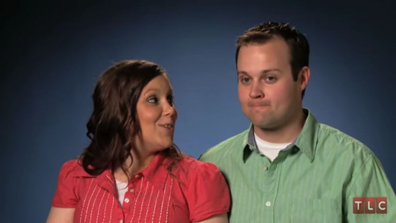 Anna and Josh on 19 Kids and Counting.