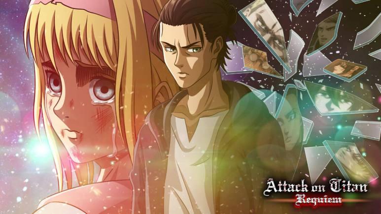 Attack On Titan no Requiem manga