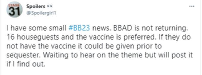 BBAD News